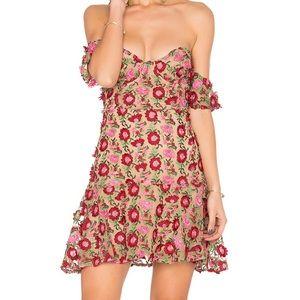 For love and lemons Amelia Dress size small